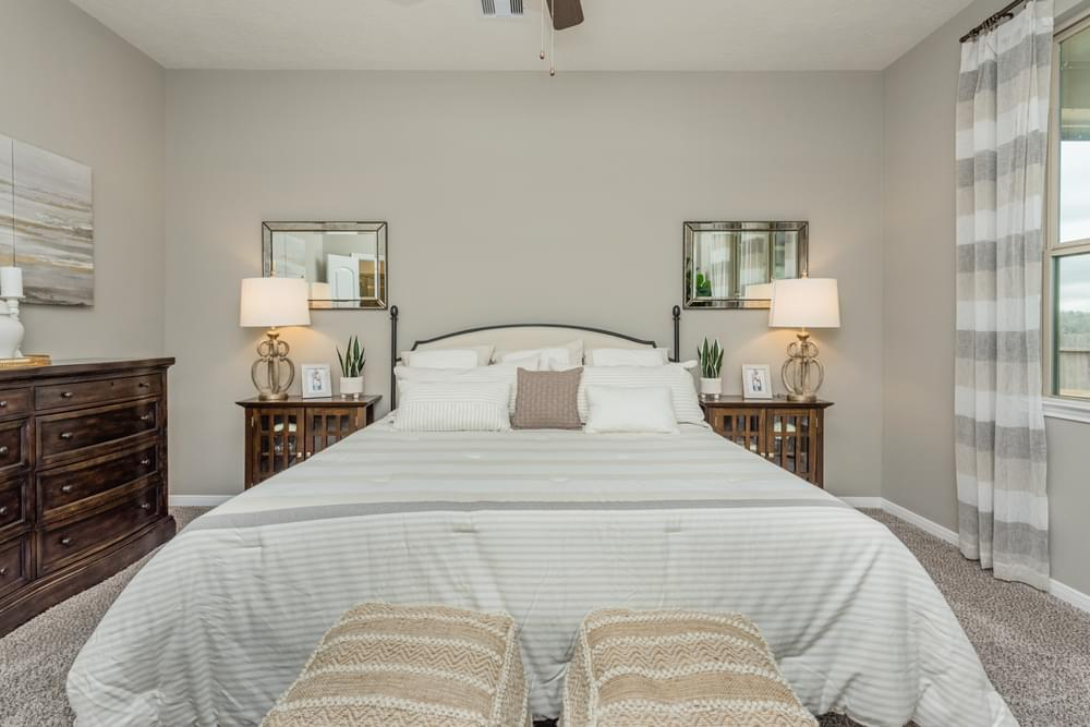 Bedroom featured in the 1613 By Stylecraft Builders in Bryan-College Station, TX