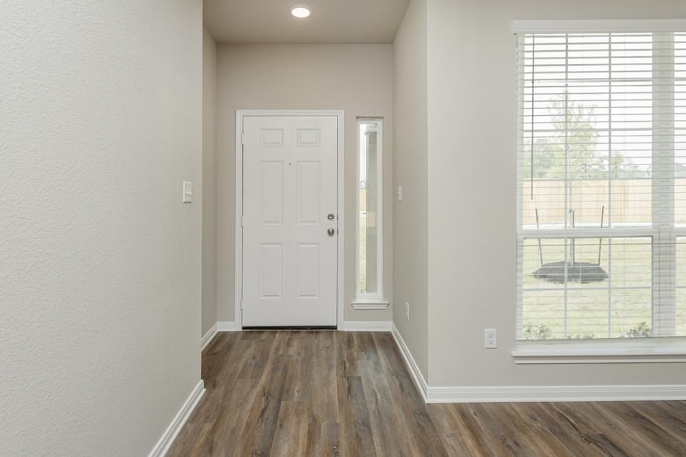 Living Area featured in the S-1262 By Stylecraft Builders in Waco, TX