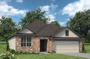 S-2082 - Pearlbrook: Texas City, Texas - Stylecraft Builders