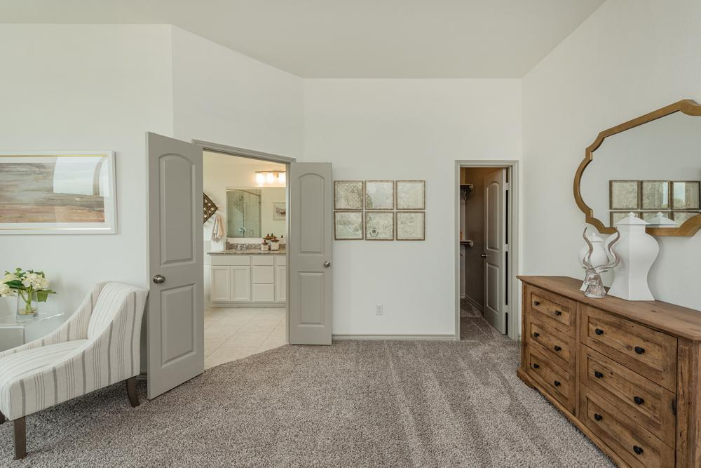 Bedroom featured in The Kent By Stylecraft Builders in Bryan-College Station, TX
