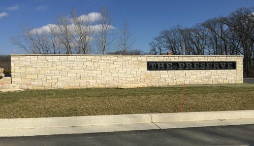 The Preserves by Sublime Homes in Gary Indiana