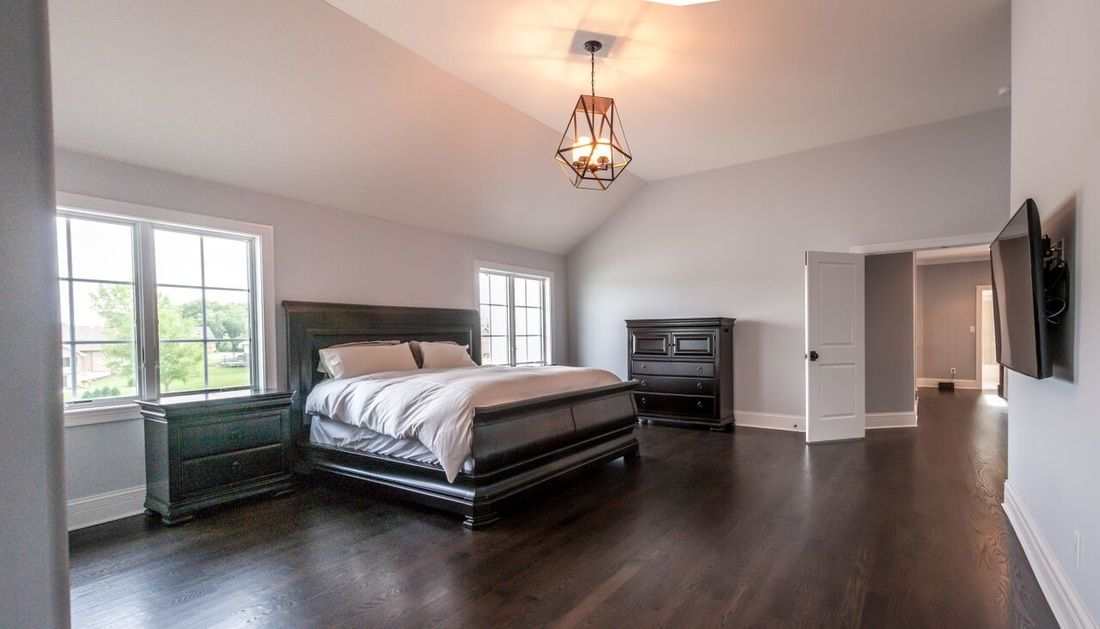 Bedroom featured in the Colette By Sublime Homes in Gary, IN
