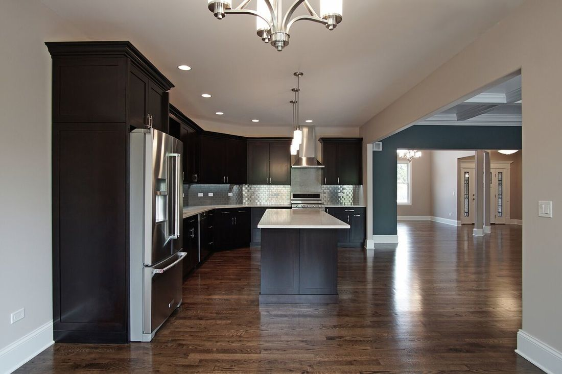 Kitchen featured in the Robert By Sublime Homes in Gary, IN