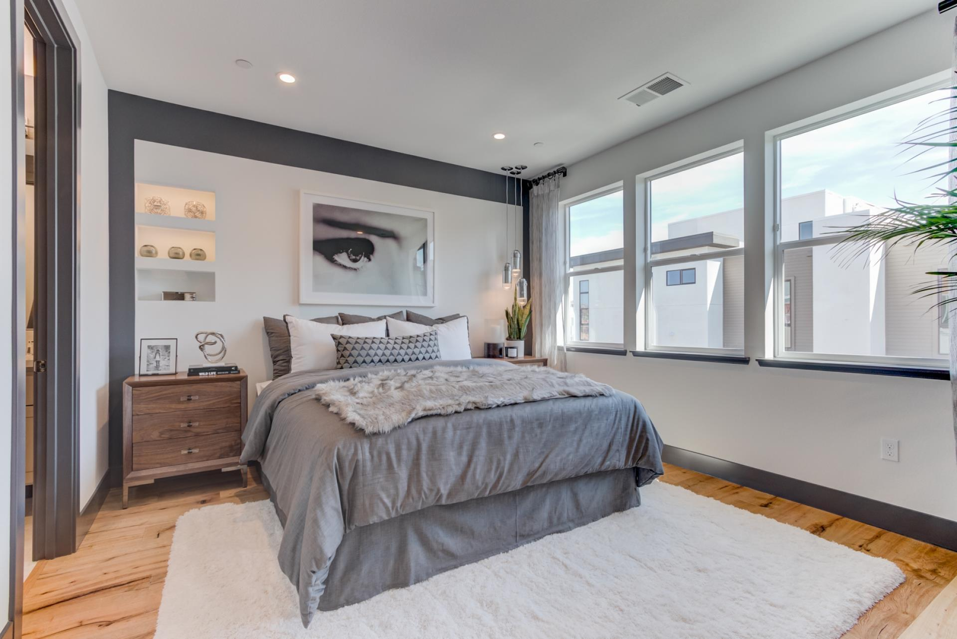 Bedroom featured in the Terraces Plan 2 By SummerHill Homes in San Jose, CA