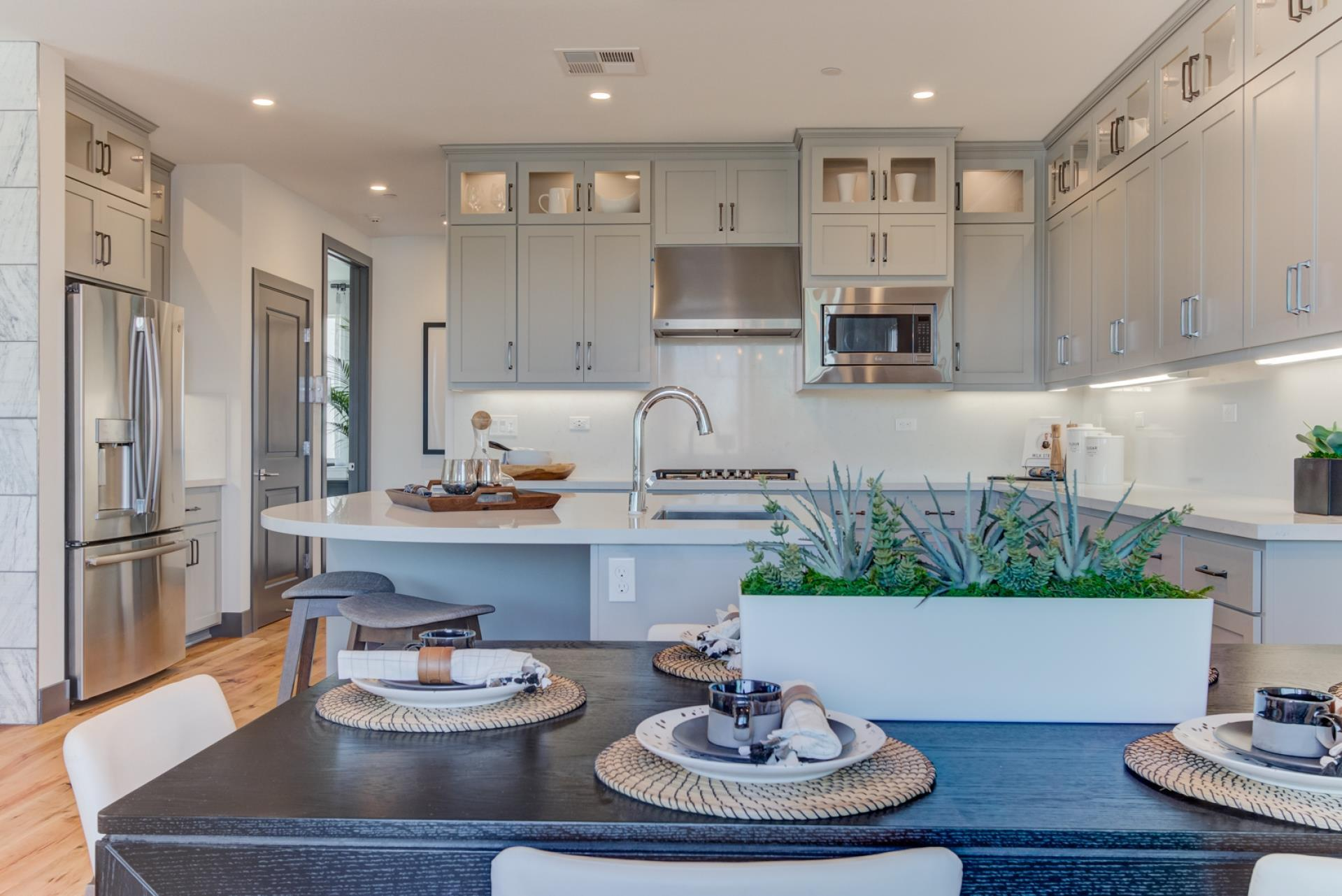 Kitchen featured in the Terraces Plan 2 By SummerHill Homes in San Jose, CA