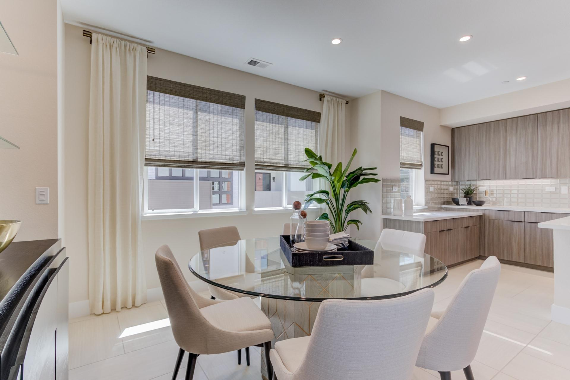 Kitchen featured in the Terraces Plan 5 By SummerHill Homes in San Jose, CA