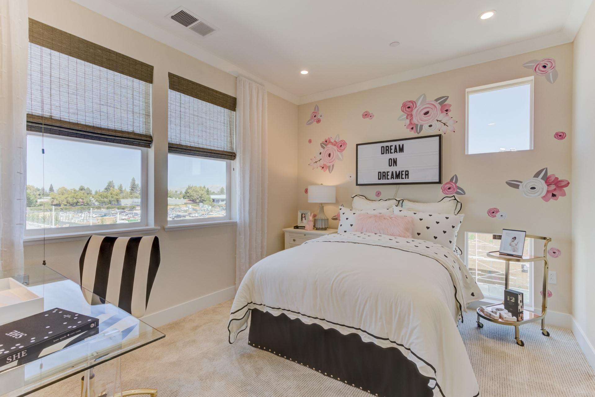Bedroom featured in the Terraces Plan 5 By SummerHill Homes in San Jose, CA