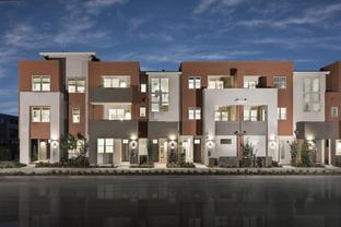 Terraces Plan 5 - Nuevo: Santa Clara, California - SummerHill Homes