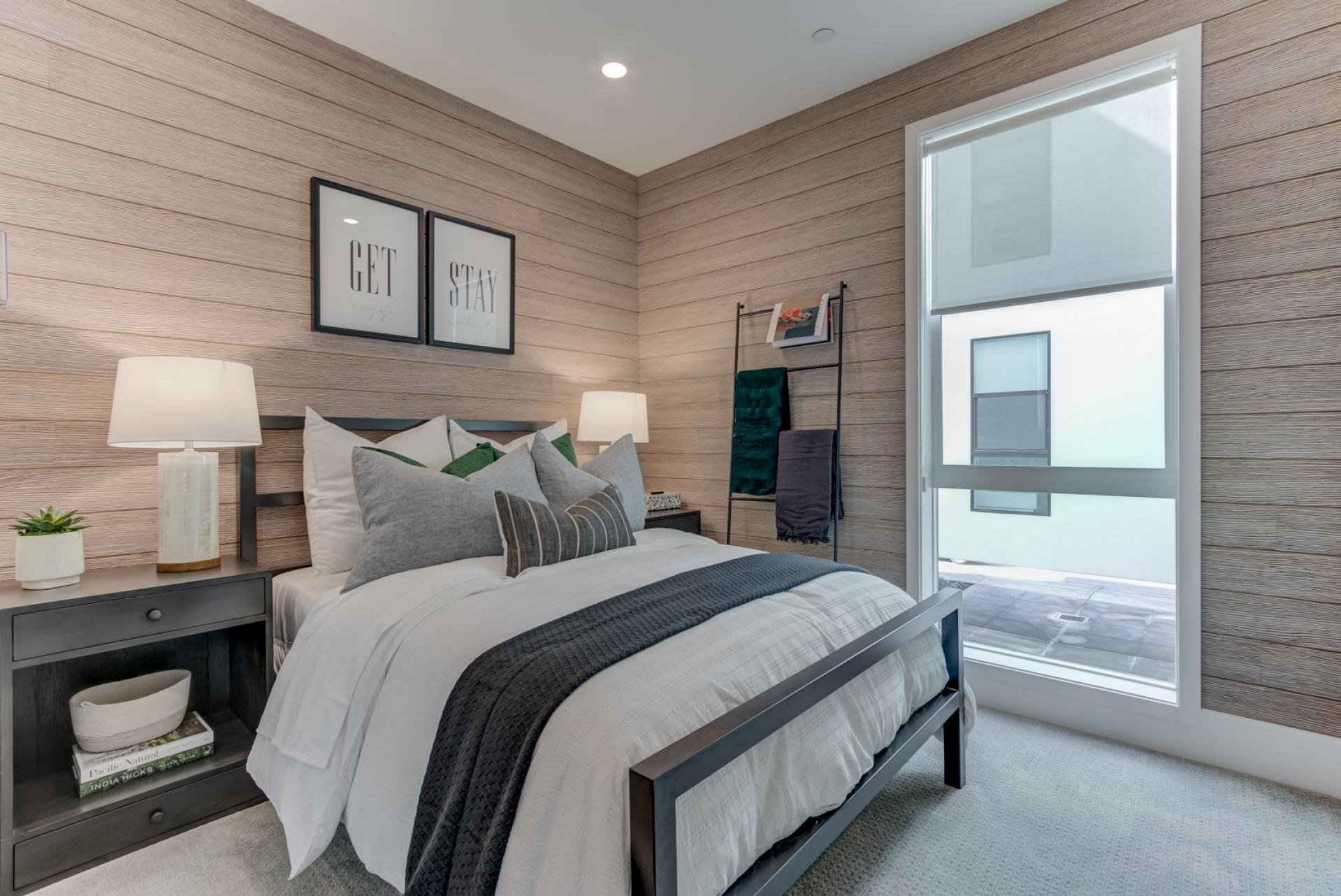 Bedroom featured in the E-Town 3 By SummerHill Homes in San Jose, CA