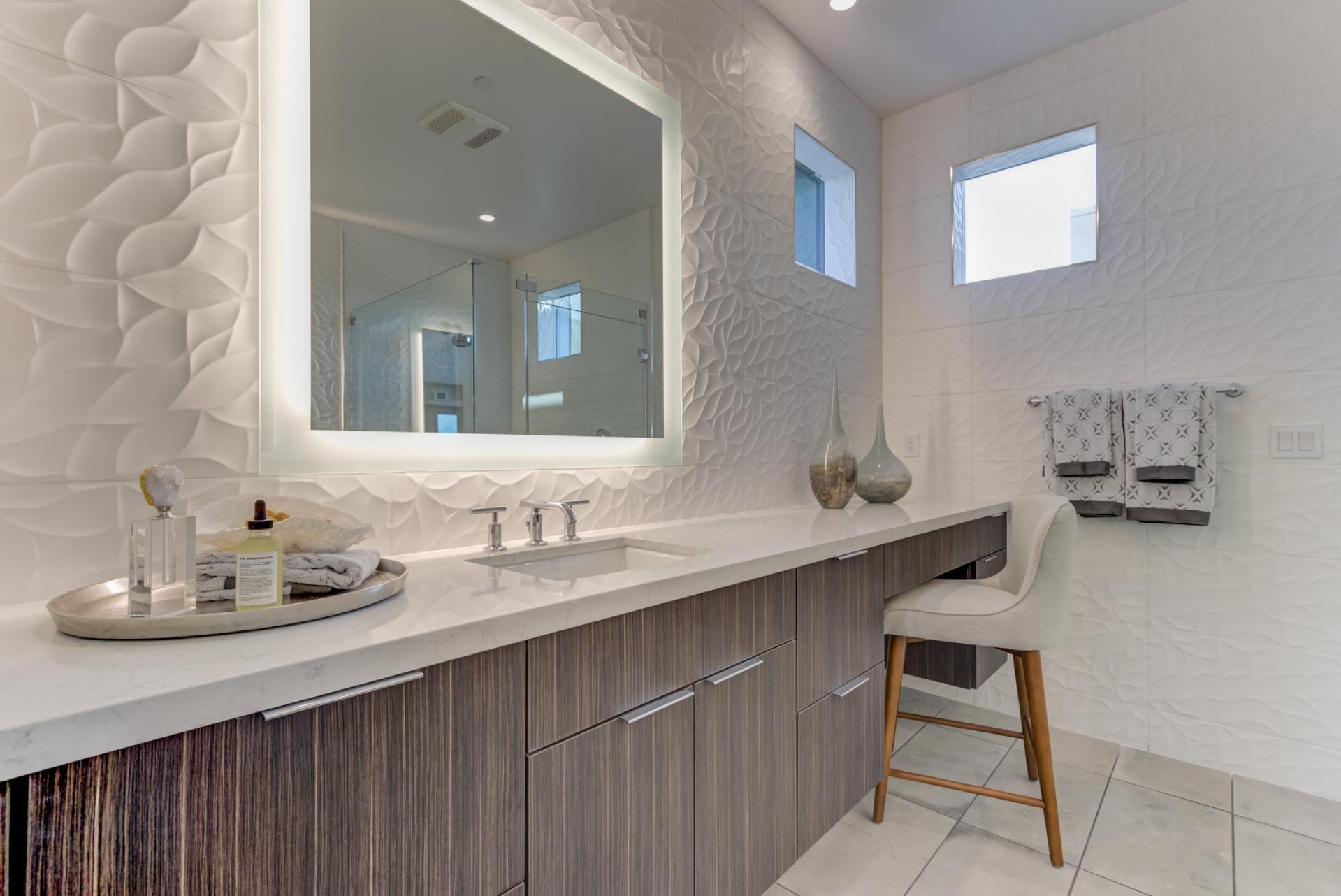 Bathroom featured in the E-States Plan 3 By SummerHill Homes in San Jose, CA