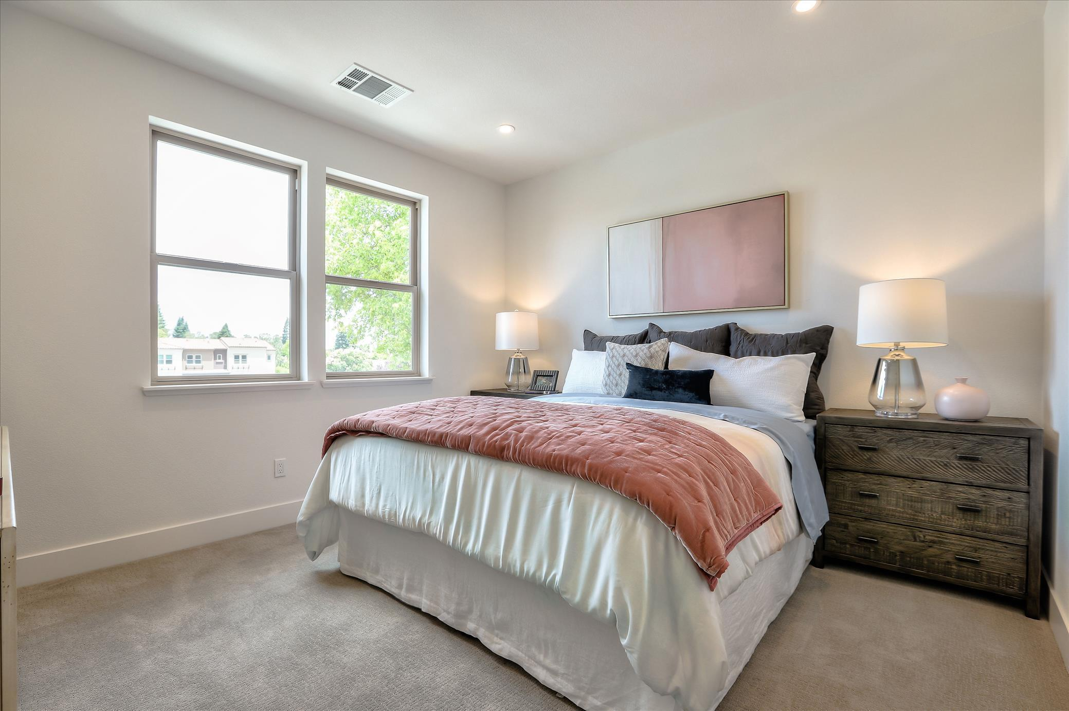 Bedroom featured in the Marquetta Residence 1 By SummerHill Homes in San Jose, CA