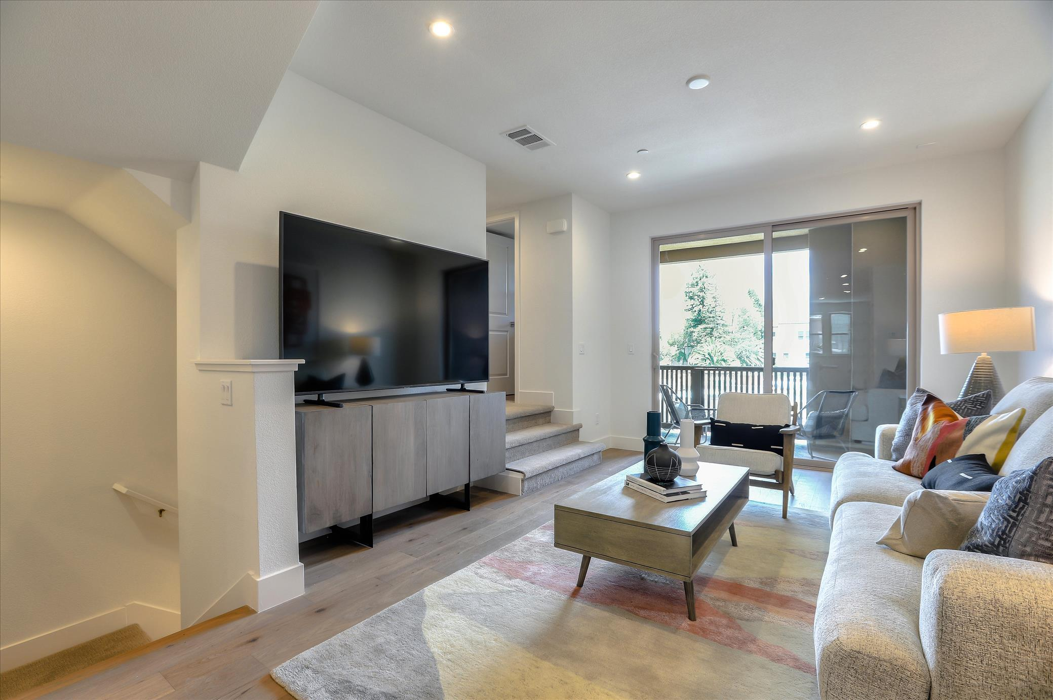 Living Area featured in the Marquetta Residence 1 By SummerHill Homes in San Jose, CA