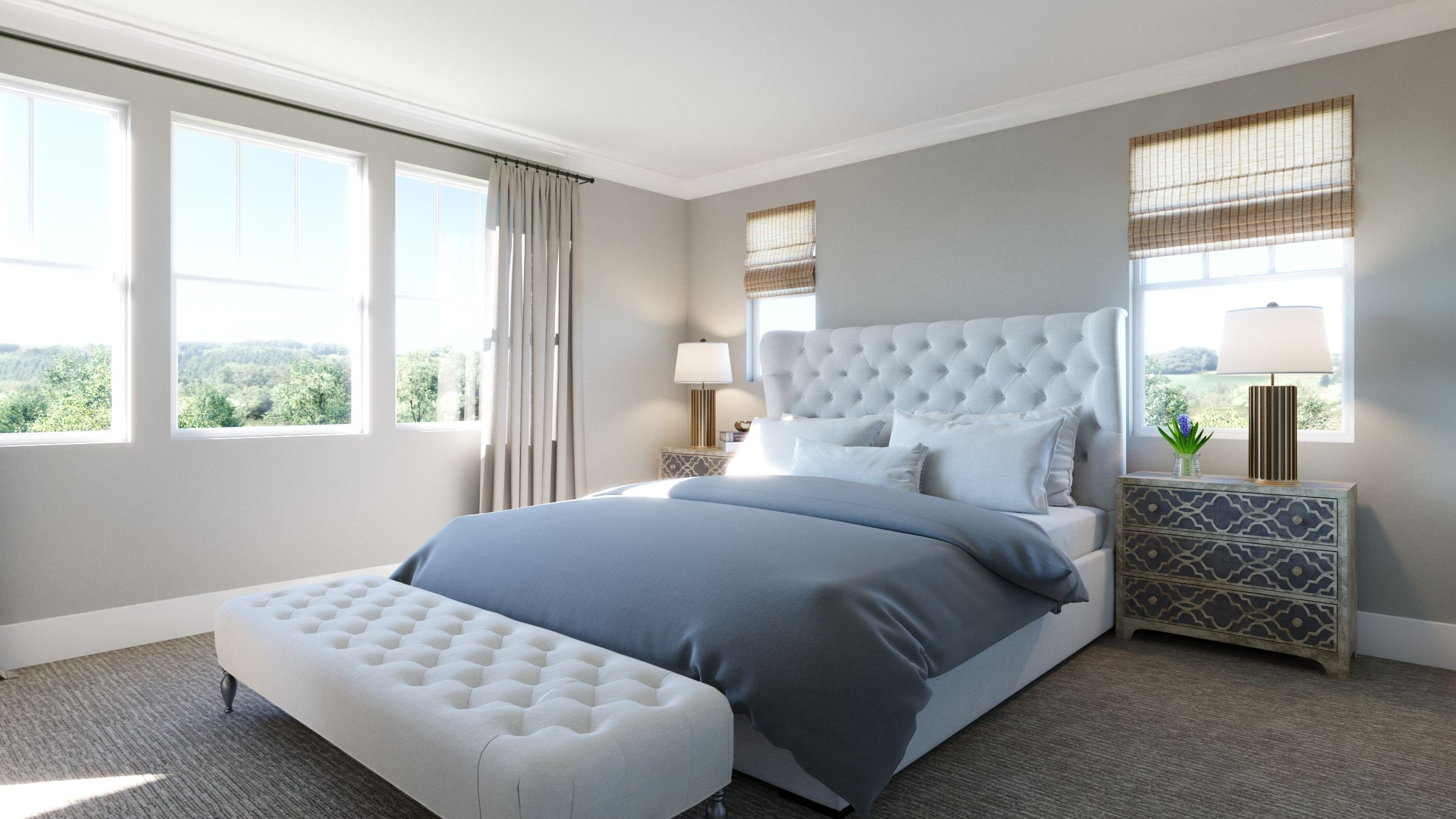 Bedroom featured in the 1D By SummerHill Homes in San Jose, CA