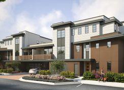 The Flats- Plan 2 - Bellaterra: Los Gatos, California - SummerHill Homes