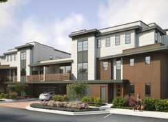 The Flats- Plan 3 - Bellaterra: Los Gatos, California - SummerHill Homes
