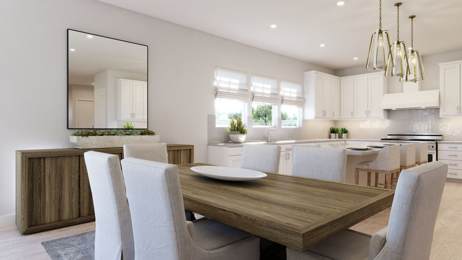 Kitchen featured in the 6A By SummerHill Homes in San Jose, CA