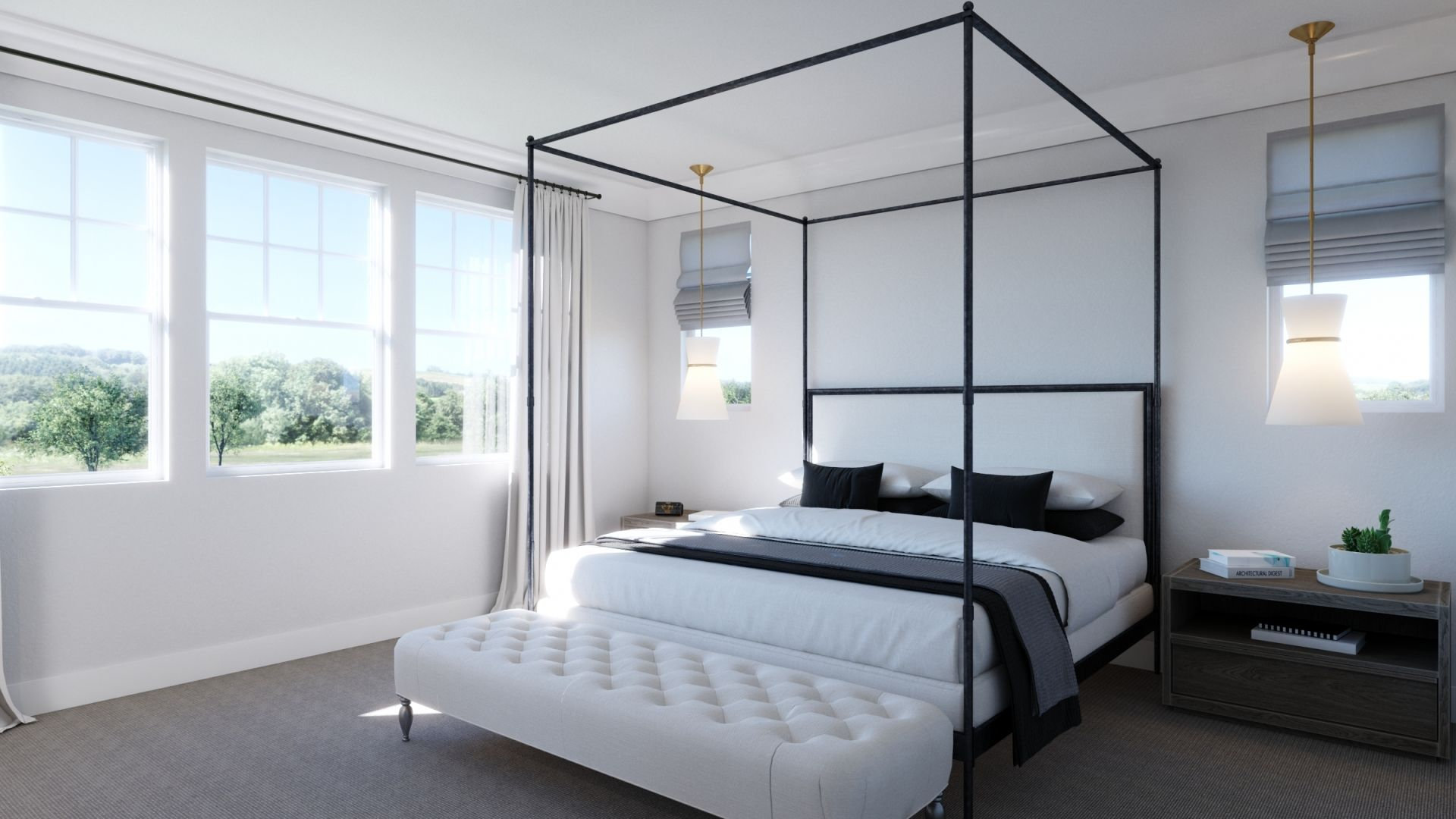 Bedroom featured in the 6B By SummerHill Homes in San Jose, CA