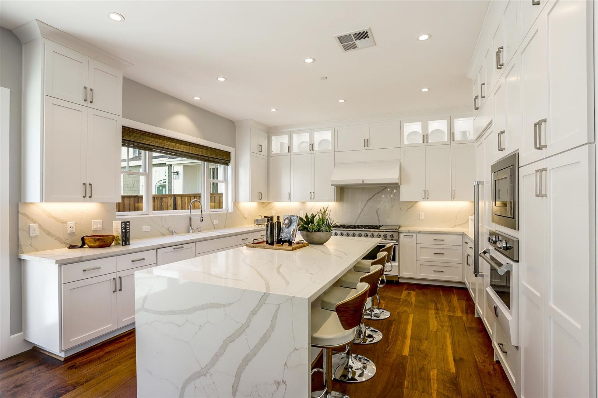Kitchen featured in the 7D By SummerHill Homes in San Jose, CA