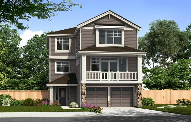 Exterior:Forest Heights 3063 - Elevation 1
