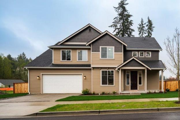 Hastings- Floor Plan 2905 Lot 10 :Elevation