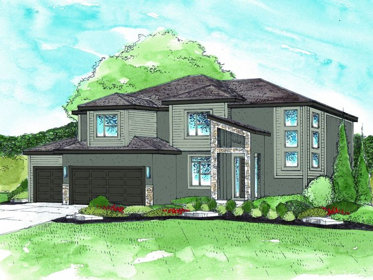 The Preston Ridge IV: Contemporary