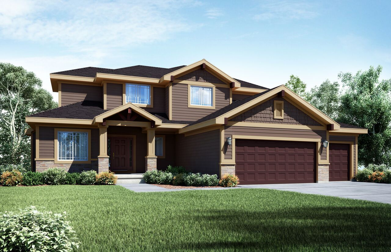 New Construction Homes Plans In Lawrence Ks 209 Newhomesource