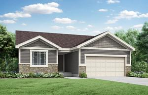 homes in Twin Oaks by Summit Homes