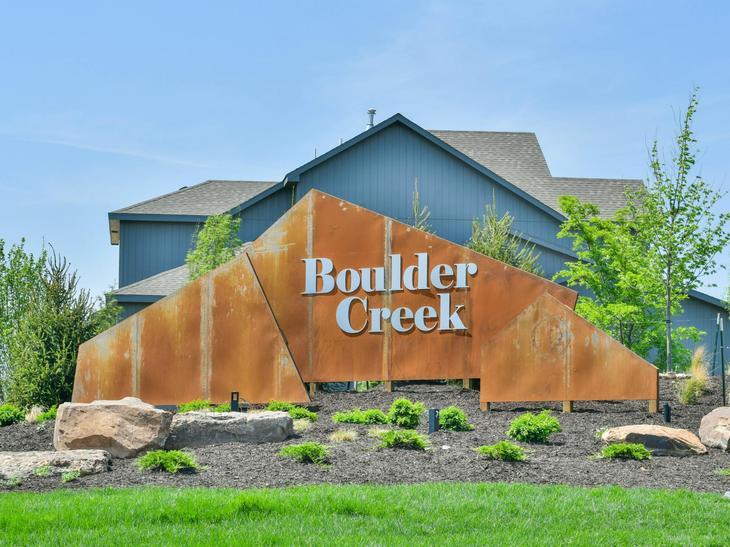 Boulder Creek Monument