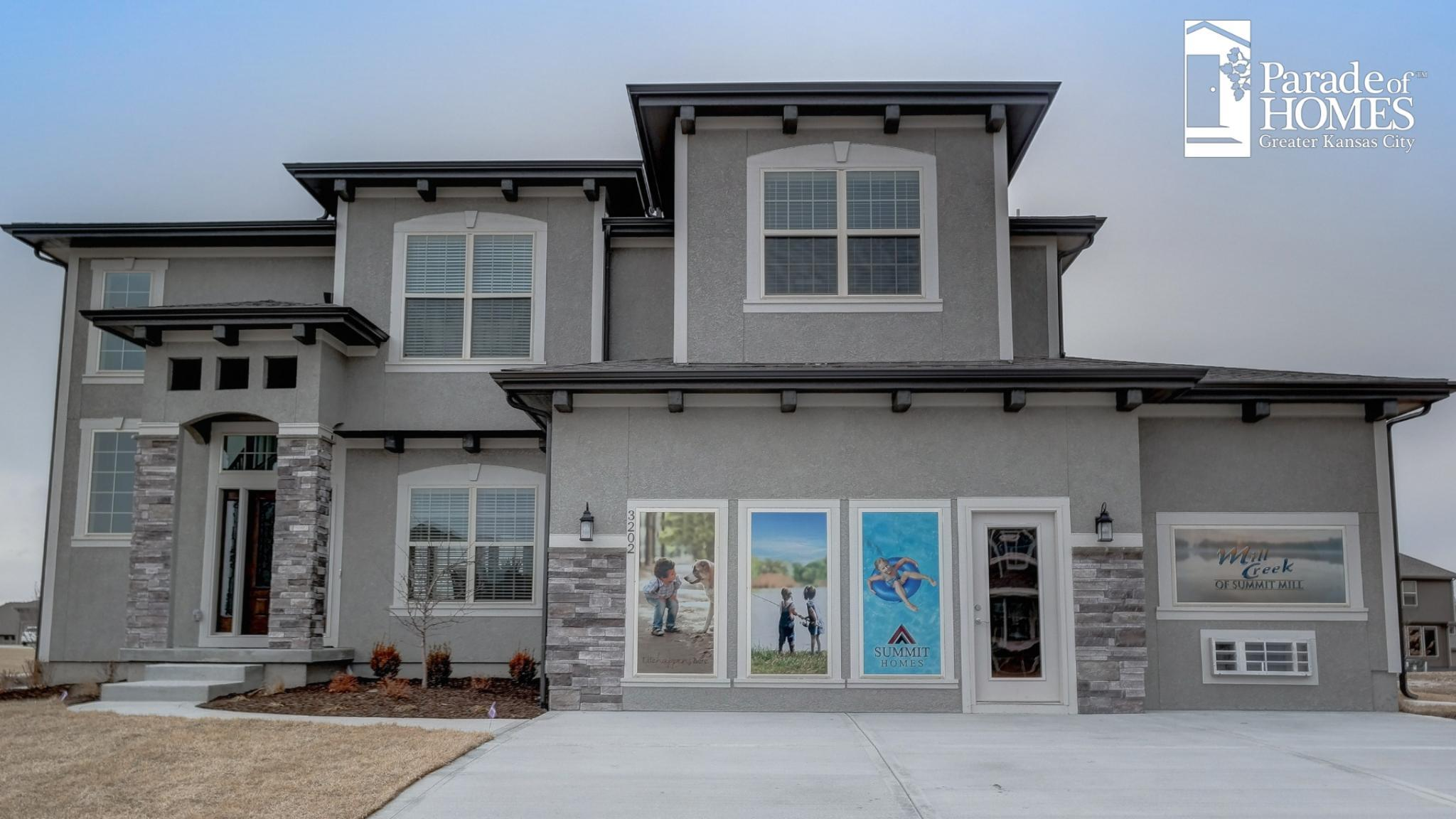'Mill Creek of Summit Mill' by Summit Homes KC in Kansas City
