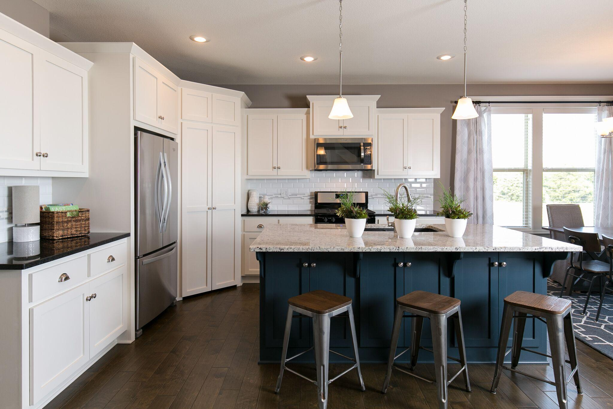 Kitchen featured in the Bayfield By Summit Homes in Kansas City, MO