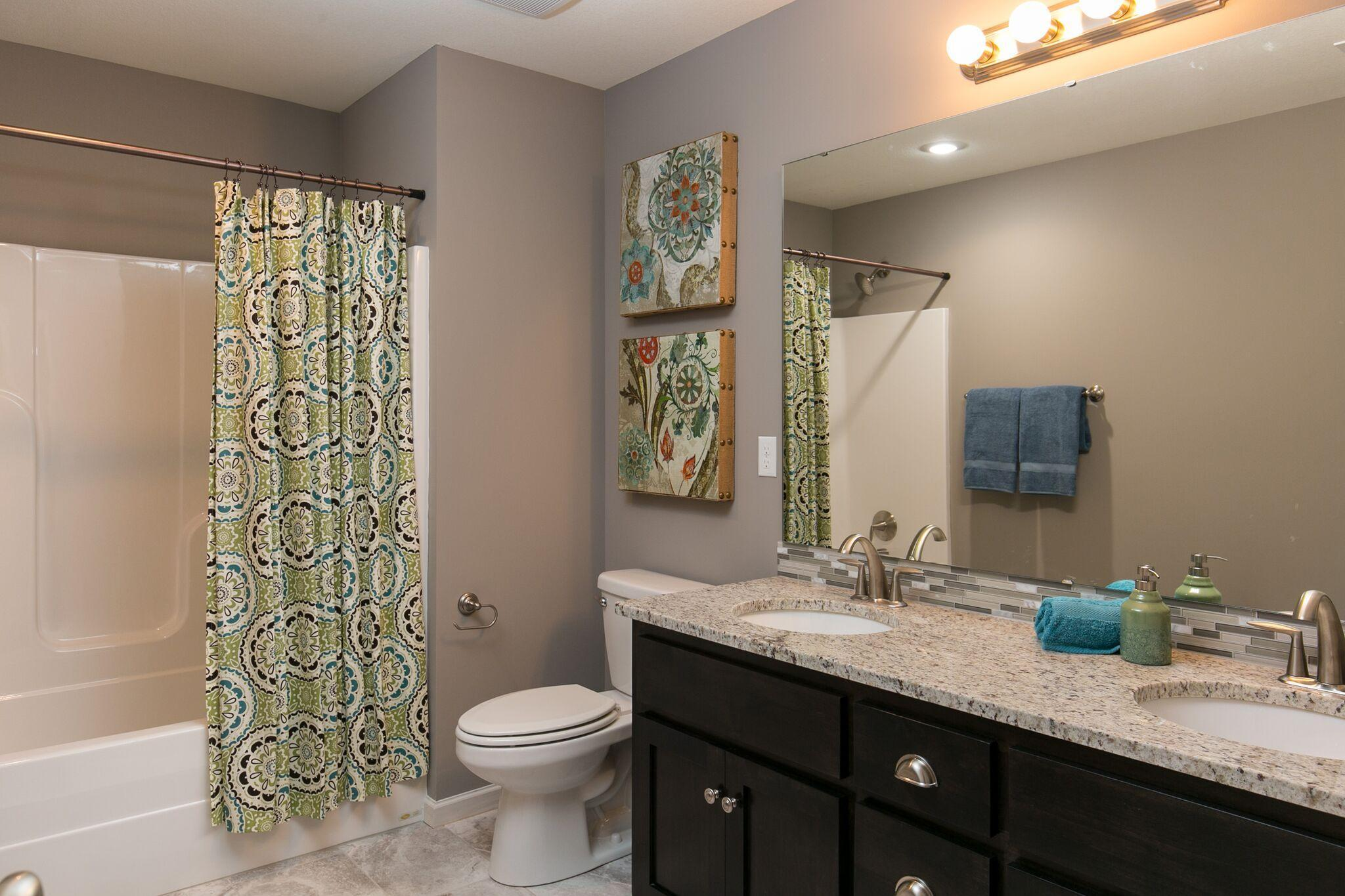 Bathroom featured in the Bayfield By Summit Homes in Kansas City, MO