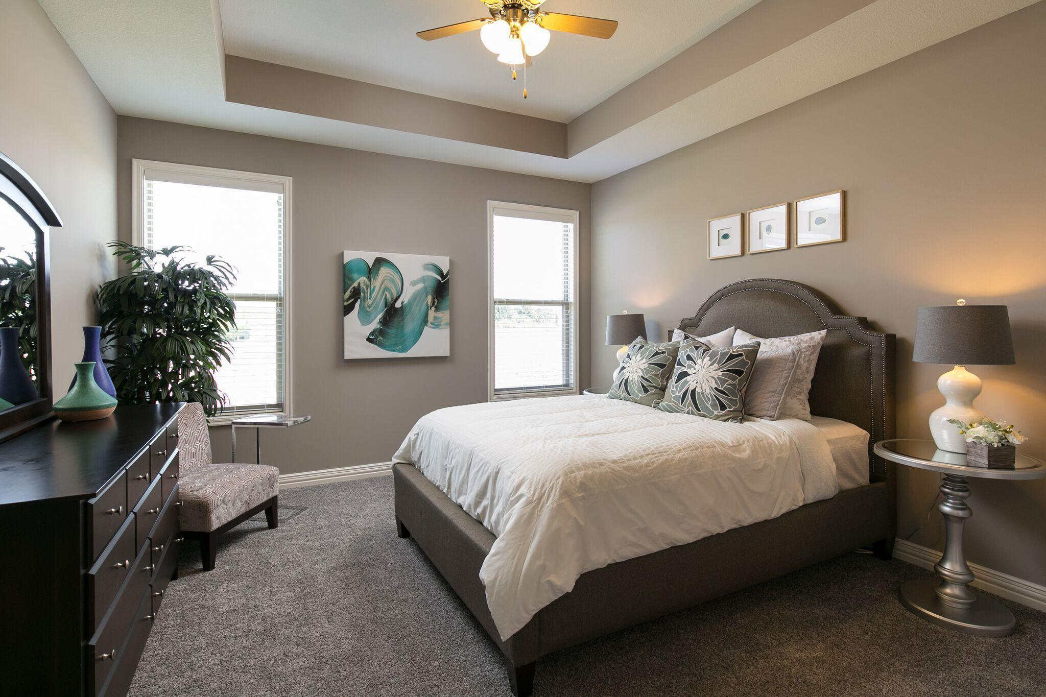 Bedroom featured in the Bayfield By Summit Homes in Kansas City, MO