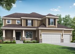 Preston Ridge - Ridgewood Place At Chapman Farms: Blue Springs, Missouri - Summit Homes