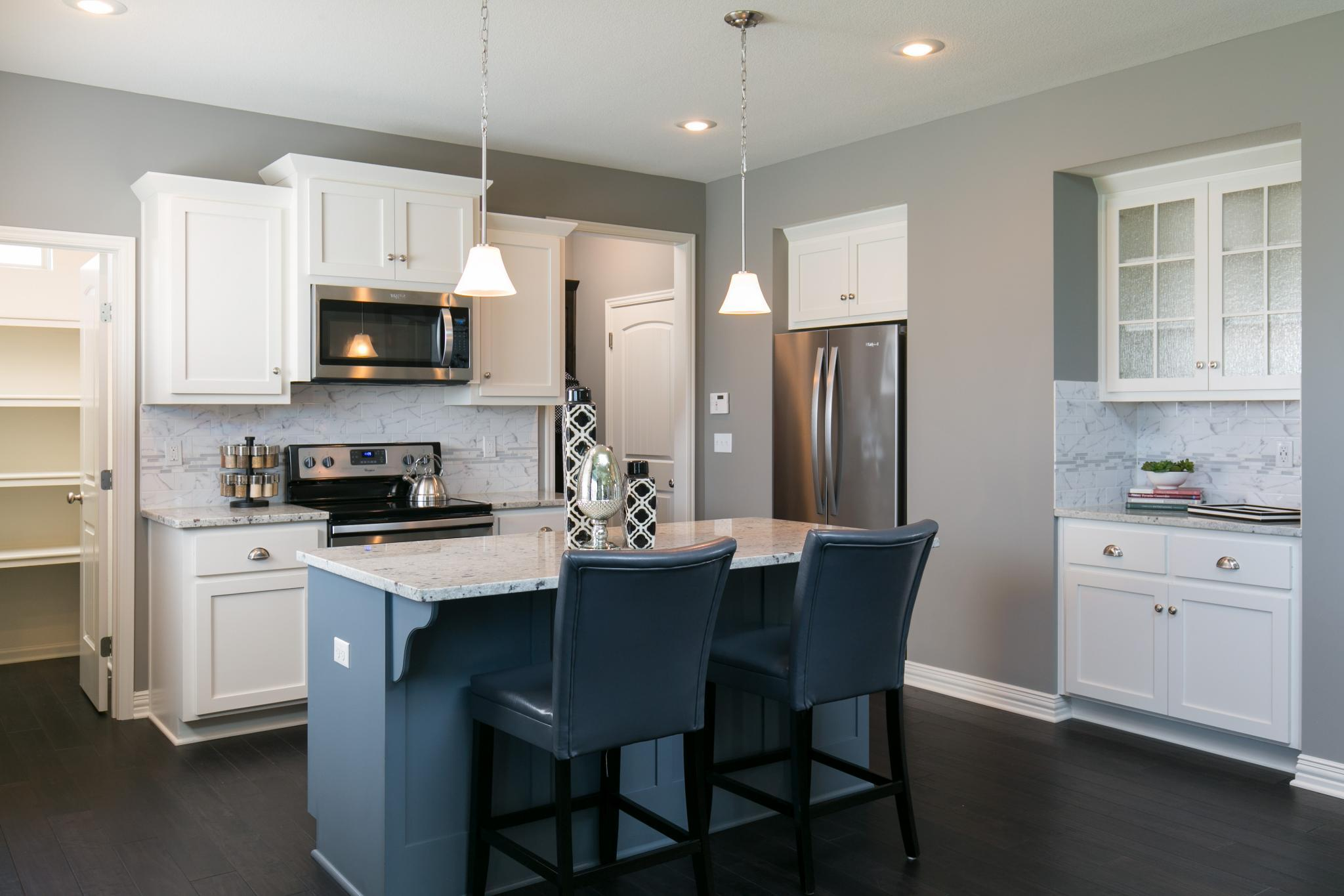 Kitchen featured in the Preston Ridge By Summit Homes in Kansas City, MO