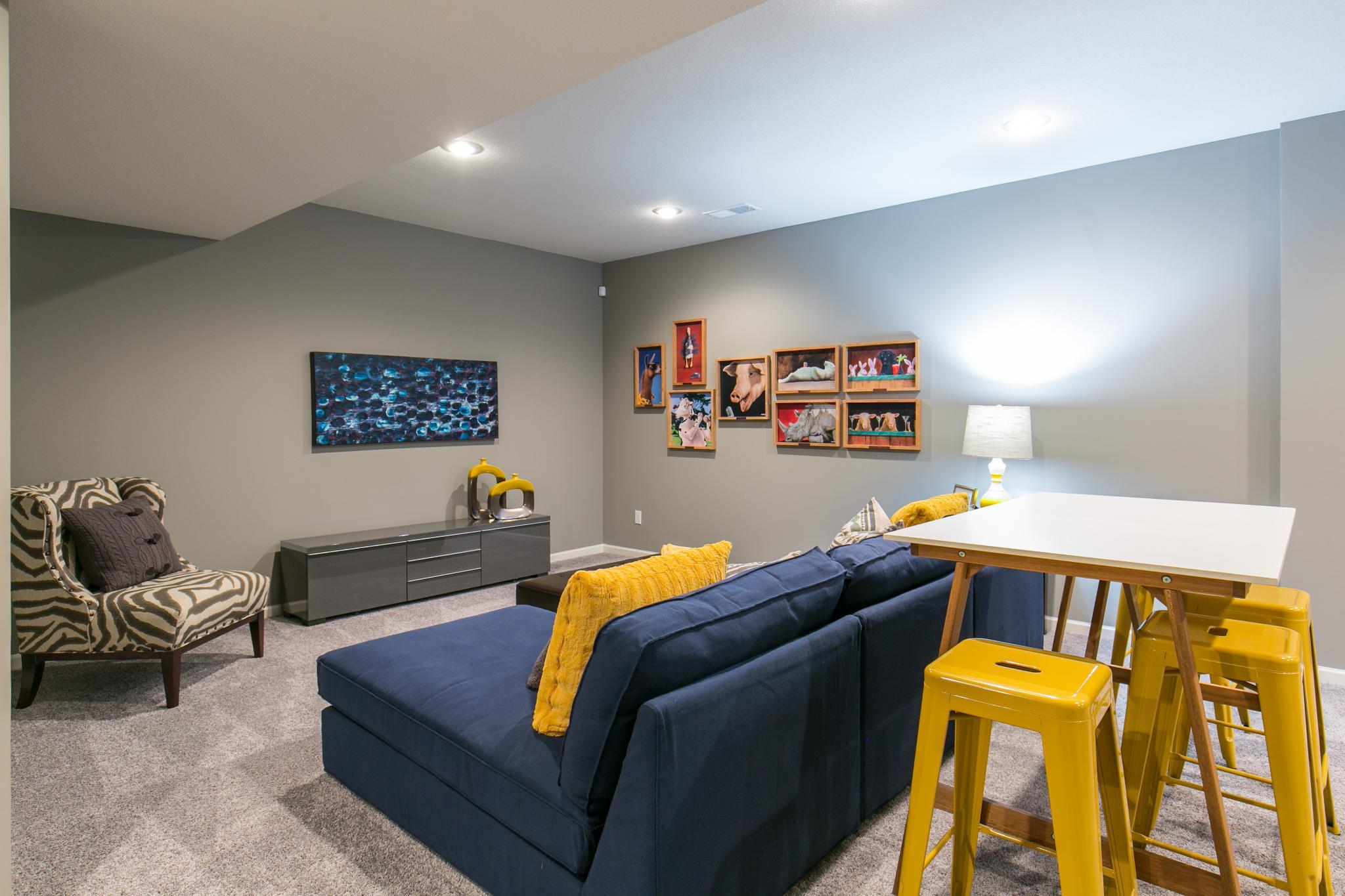Living Area featured in the Preston Ridge By Summit Homes in Kansas City, MO
