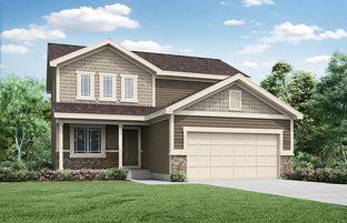Brookside - Manor at Woodside Ridge: Lees Summit, Missouri - Summit Homes
