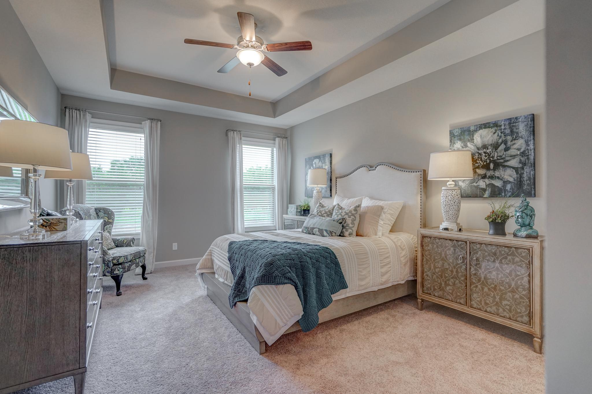 Bedroom featured in the Cypress By Summit Homes in Kansas City, MO