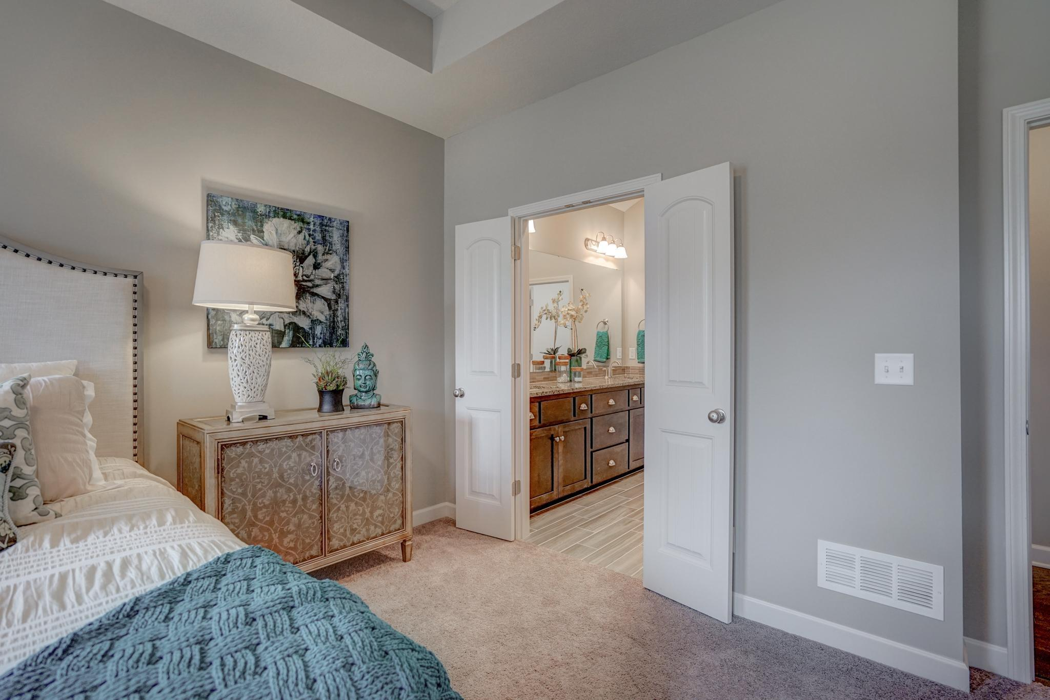 Bedroom featured in the Cypress By Summit Homes in Kansas City, KS