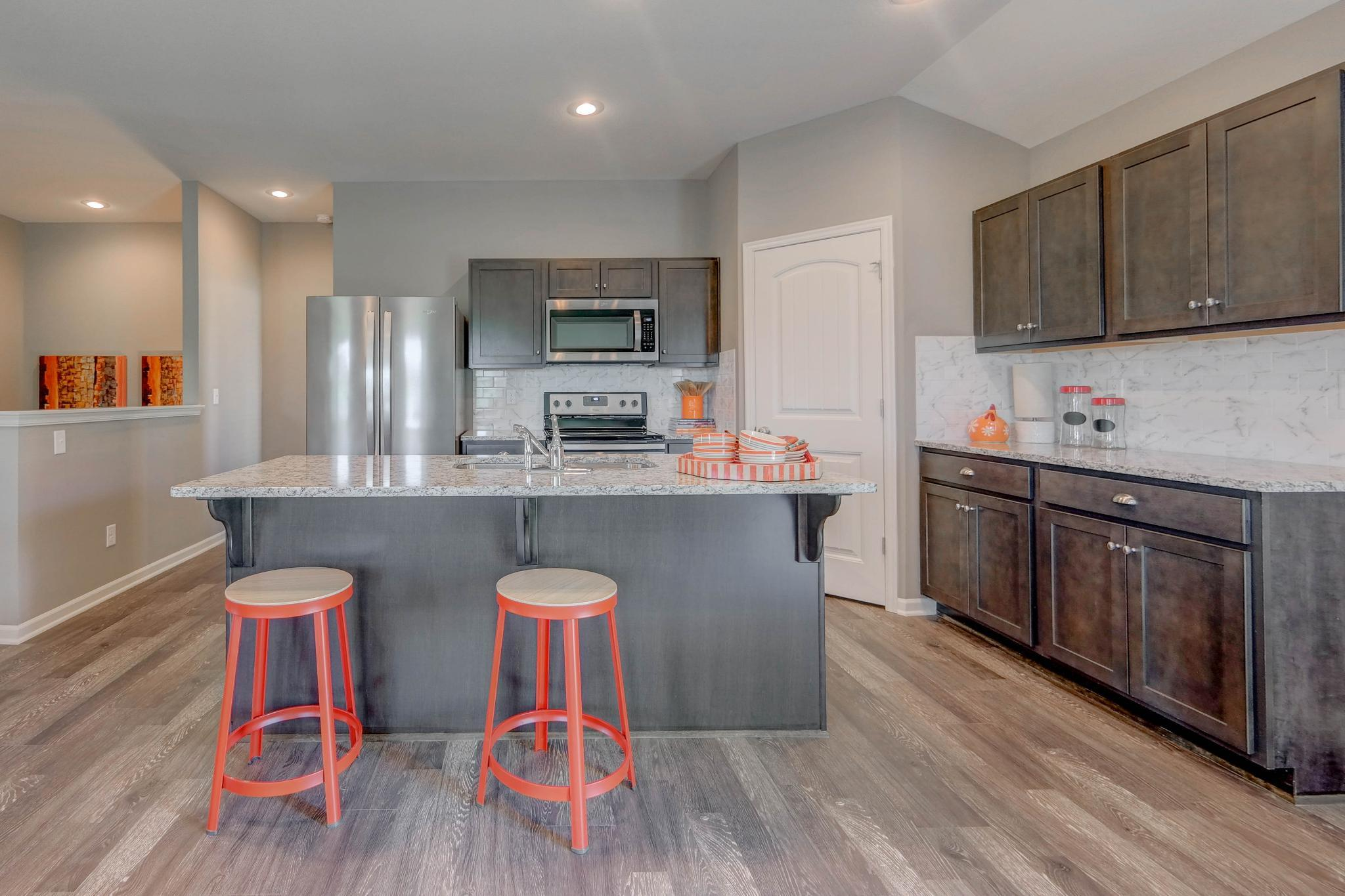 Kitchen featured in the Roanoke By Summit Homes in Kansas City, MO
