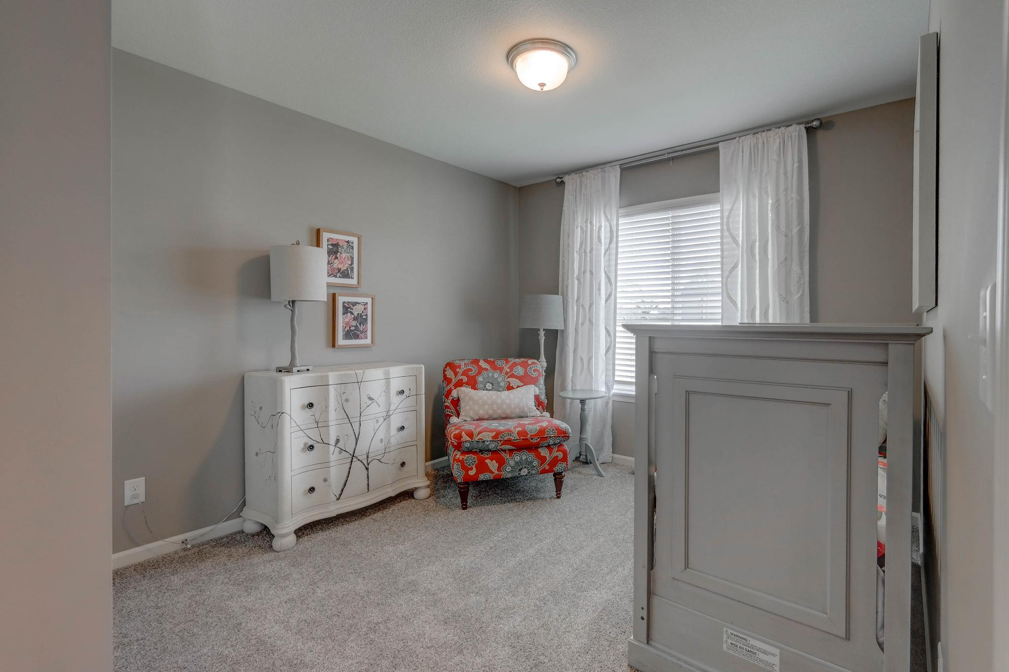 Bedroom featured in the Roanoke By Summit Homes in Kansas City, MO