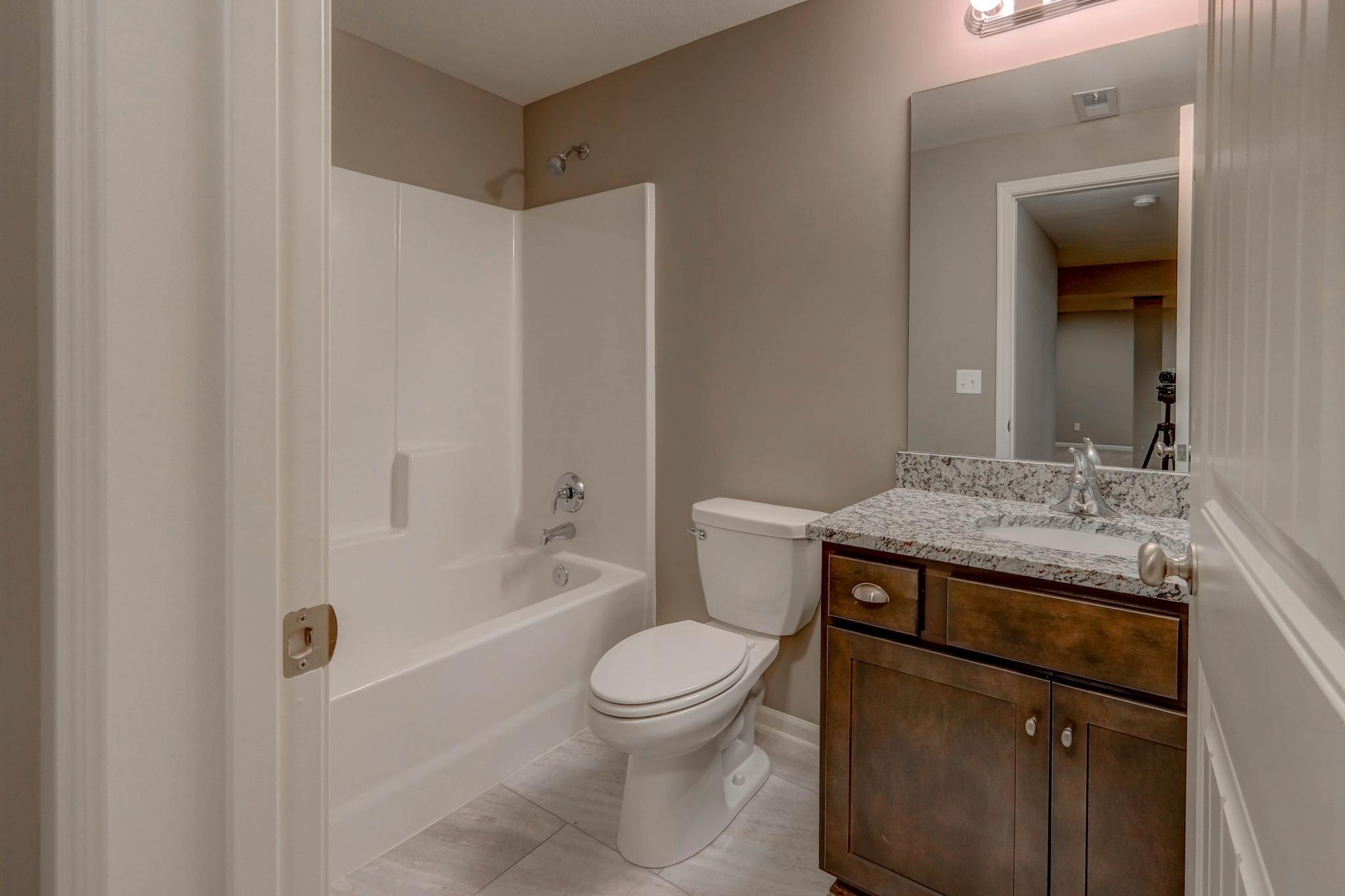 Bathroom featured in the Roanoke By Summit Homes in Kansas City, MO