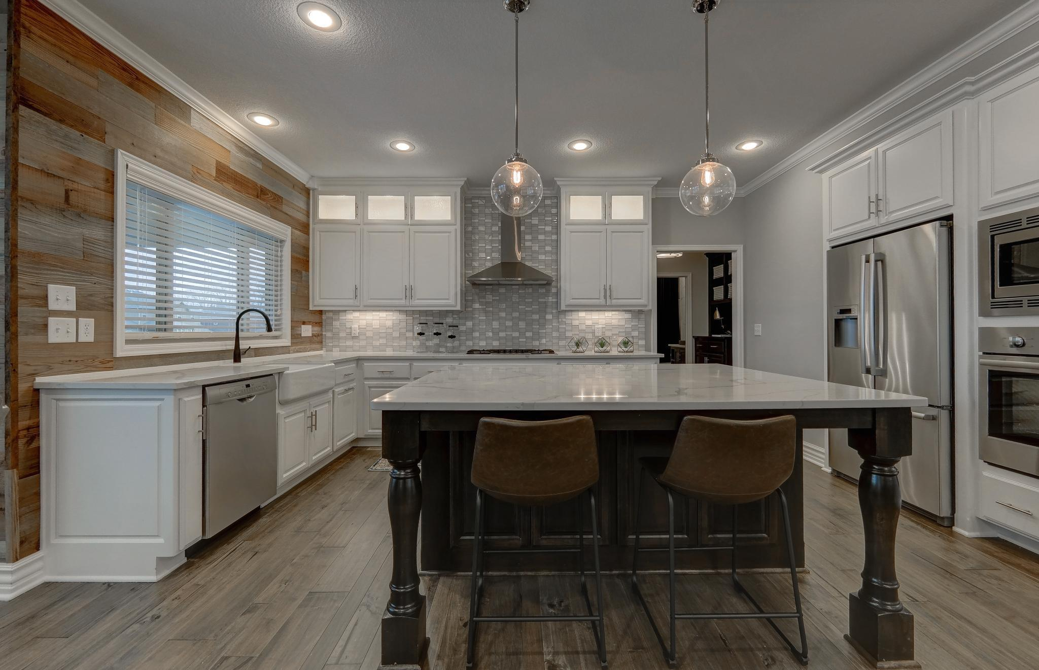 Kitchen featured in the Charleston By Summit Homes in Kansas City, KS