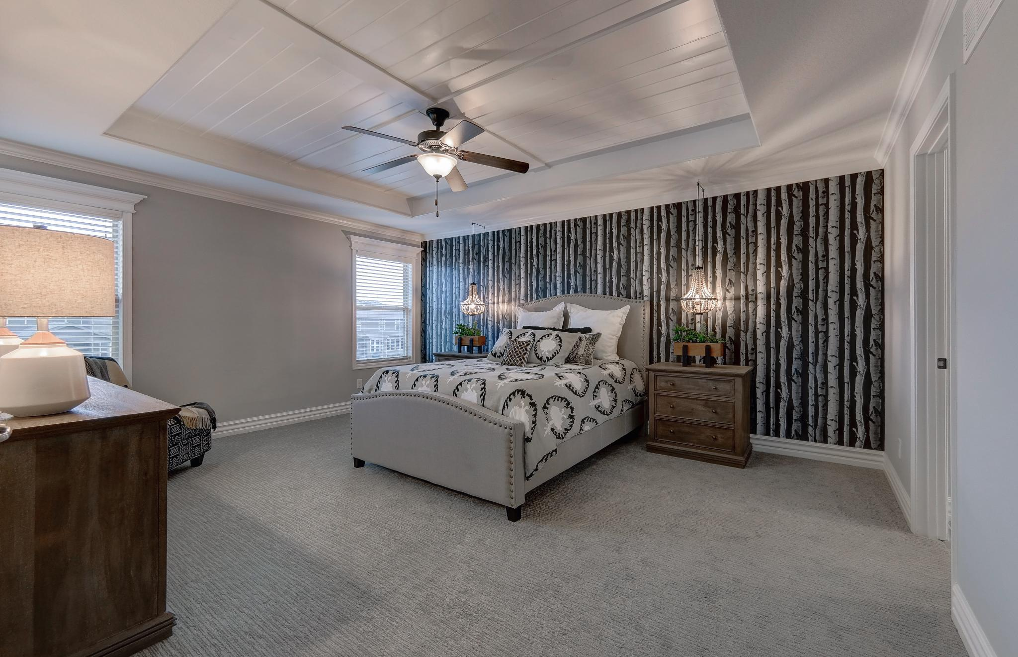 Bedroom featured in the Charleston By Summit Homes in Kansas City, MO