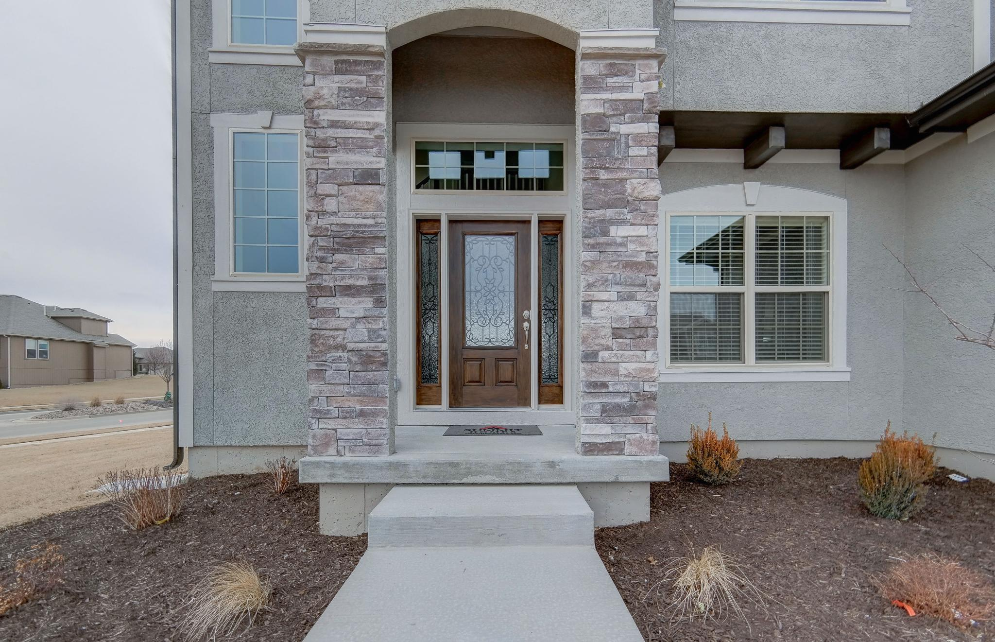 Exterior featured in the Charleston By Summit Homes in Kansas City, MO