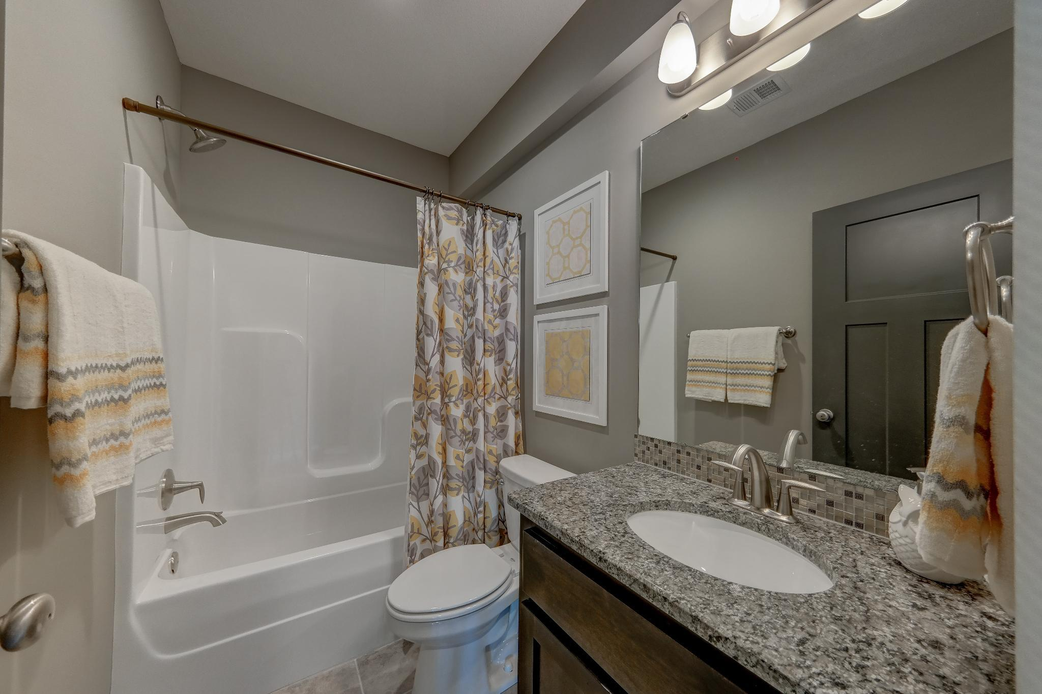 Bathroom featured in the Meadowbrook By Summit Homes in Kansas City, MO