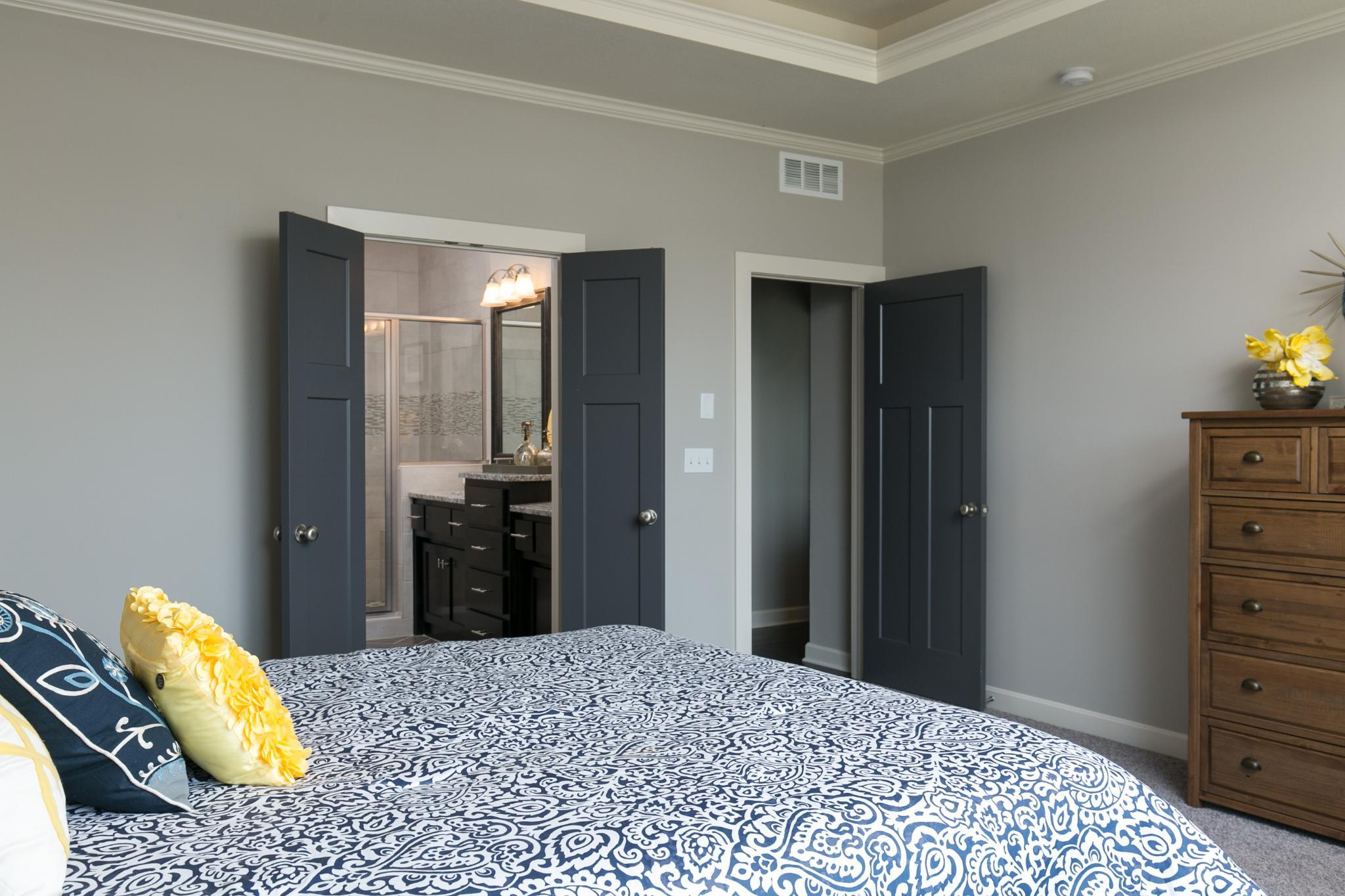 Bedroom featured in the Meadowbrook By Summit Homes in Kansas City, MO
