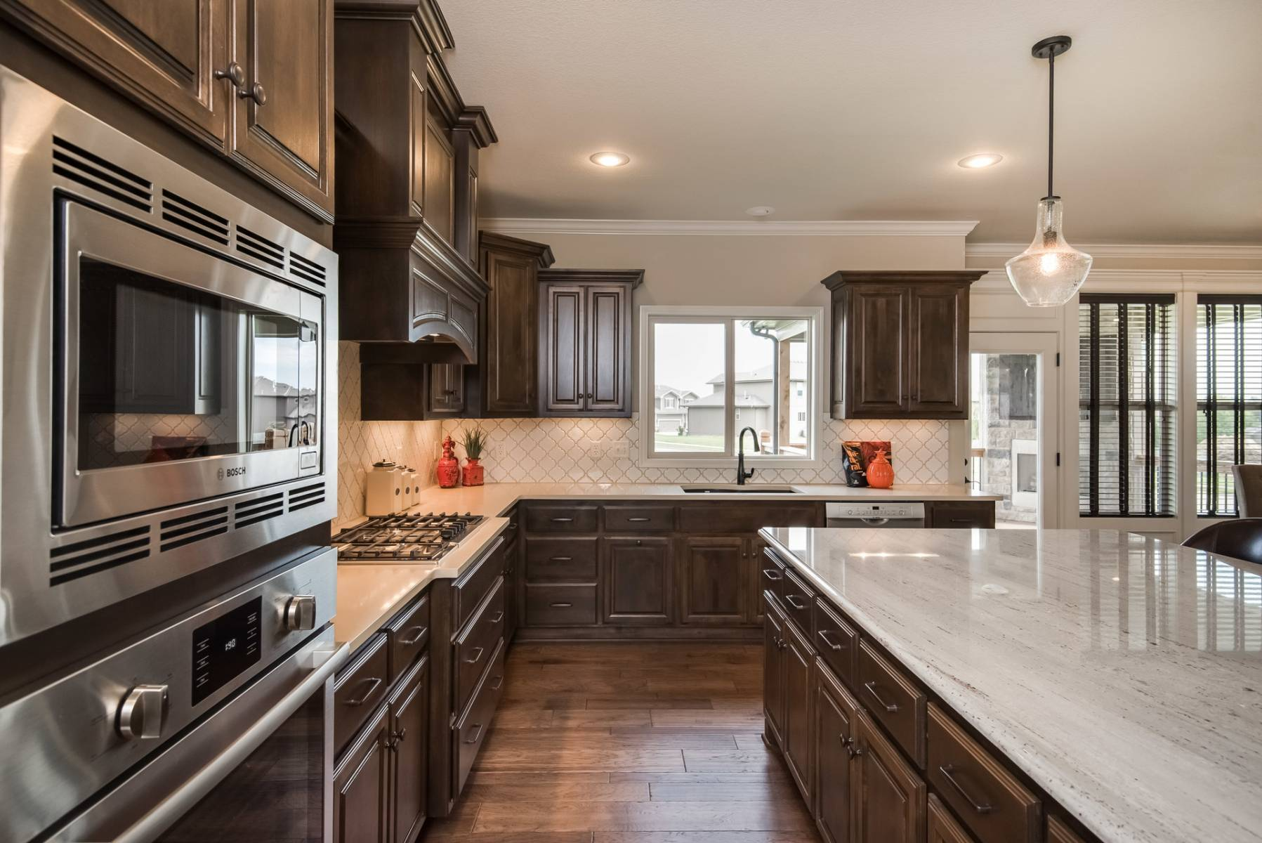Kitchen featured in the Prescott By Summit Homes in Kansas City, MO