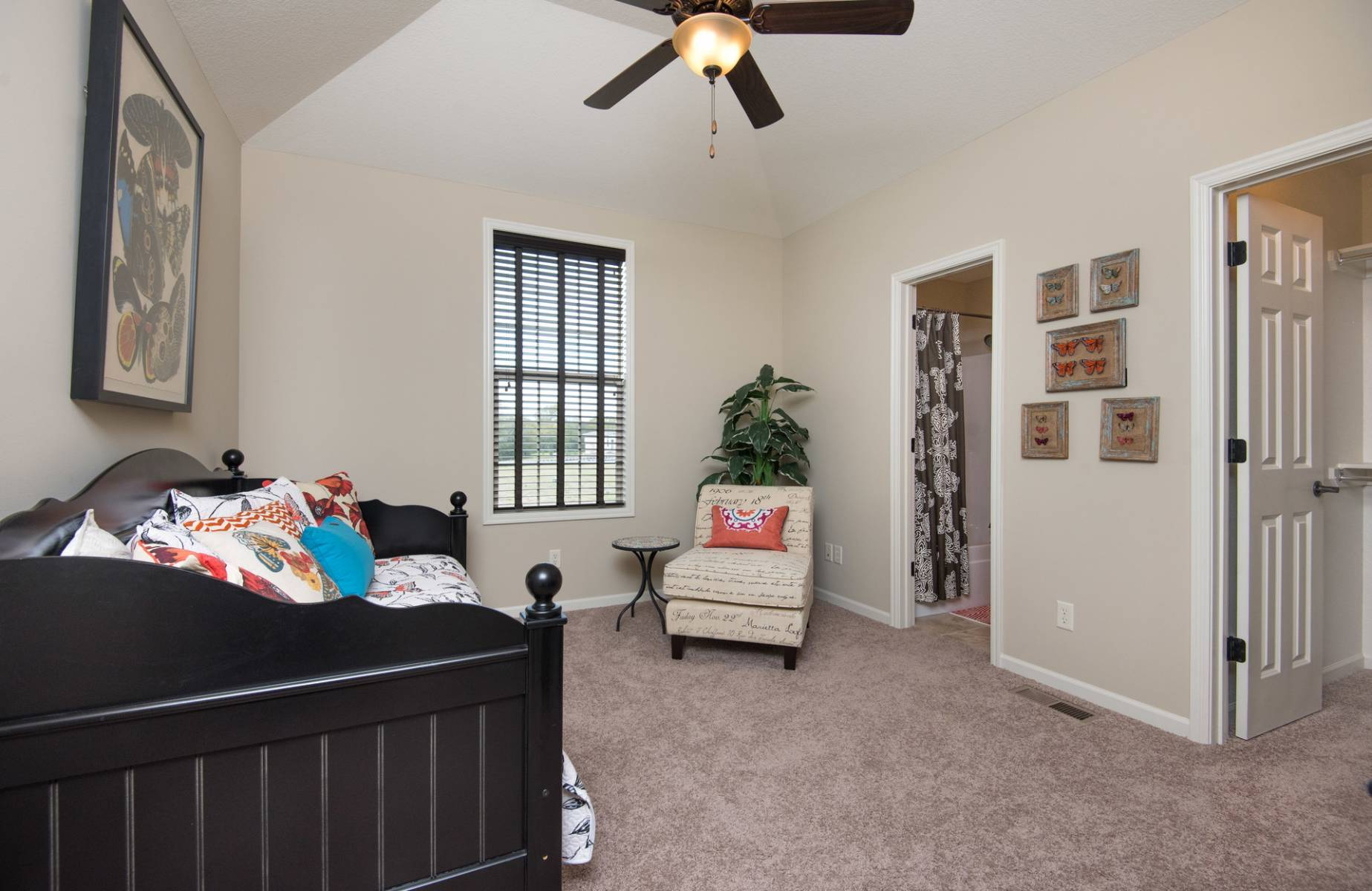 Bedroom featured in the Prescott By Summit Homes in Kansas City, MO