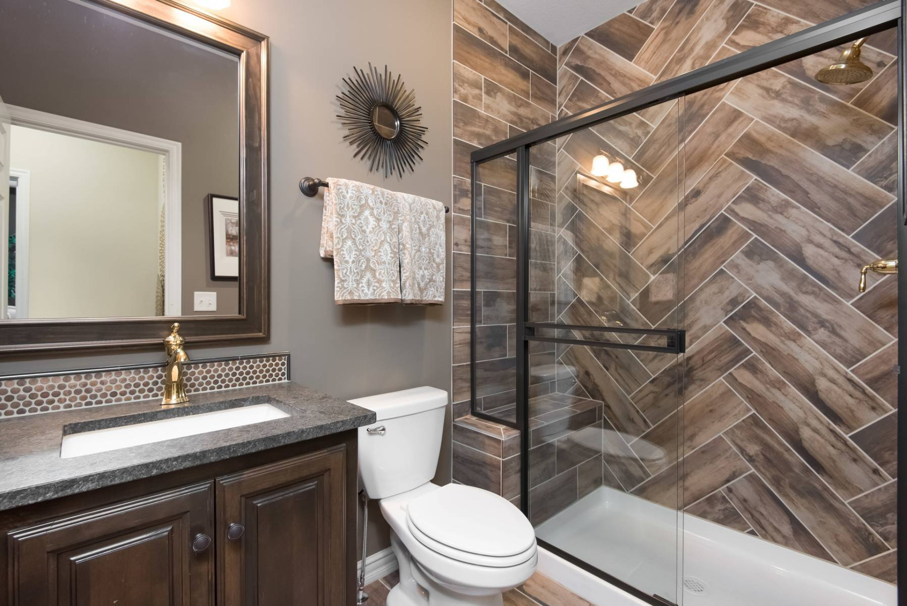 Bathroom featured in the Prescott By Summit Homes in Kansas City, MO