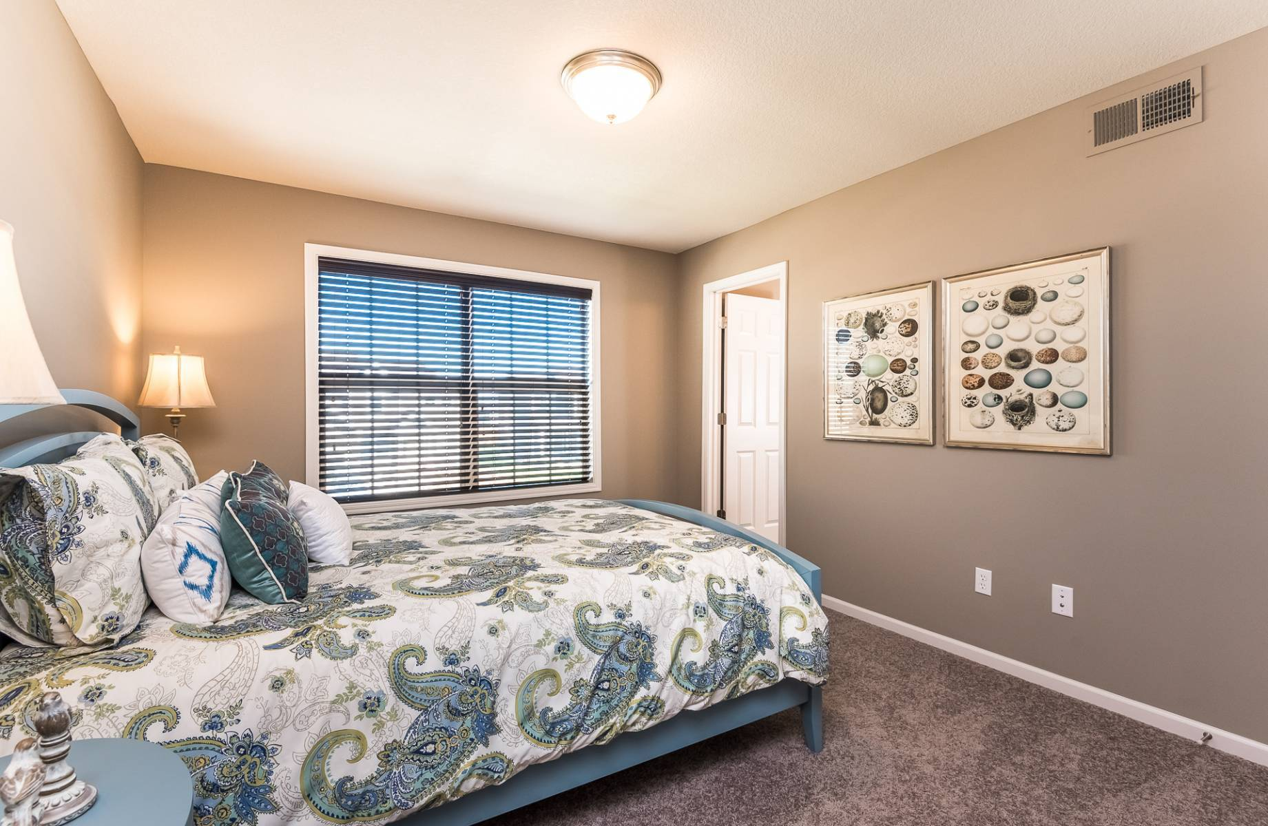 Bedroom featured in the Preston Ridge IV By Summit Homes in Kansas City, MO